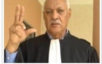 ذ. محمدٌ ولد إشدو .. ولد عبد العزيز سيبقى دائما متمسكا بالدستور الذي صانه وخاصة المادة 93