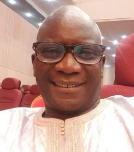 Professeur Lô Gourmo Abdoul vice-président de l'UFP News Rim