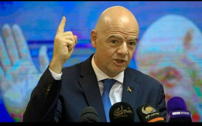 La Fifa tient au candidat Sud-africain