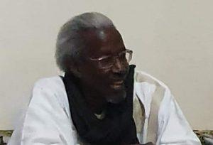 Hamath Athie,  président de l'alliance citoyenne pour une Mauritanie nouvelle
