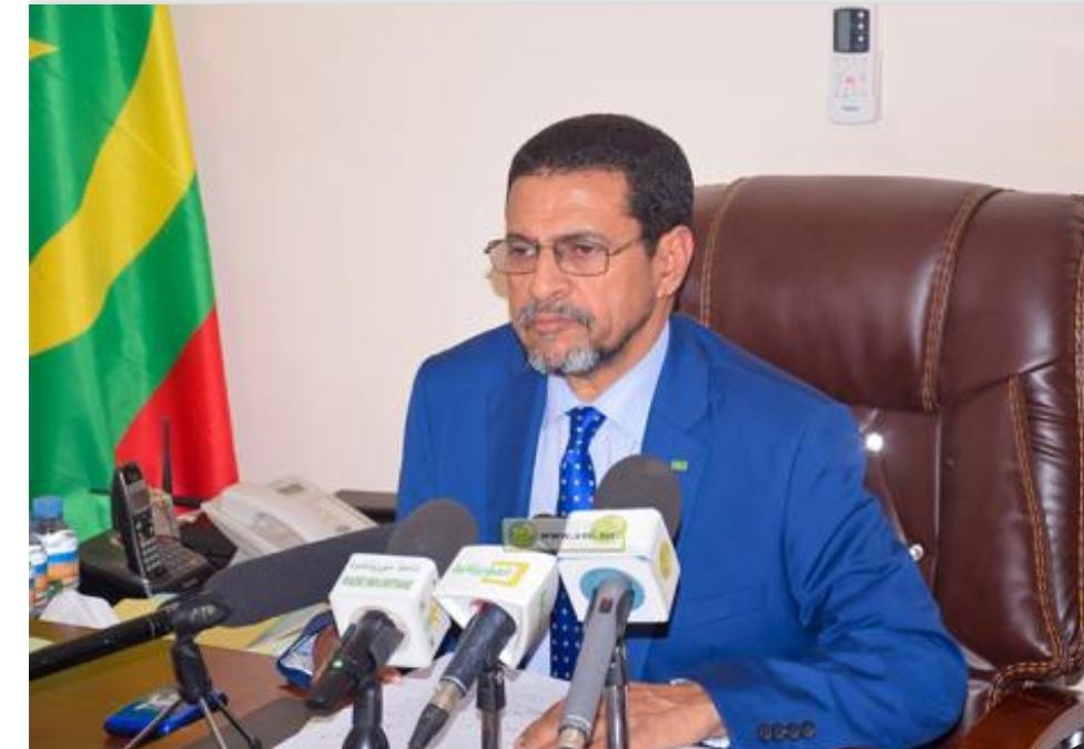 Ministre de la santé Mauritanie