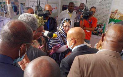 «Mauritanie d'abord citoyen modèle debout, programme 2021/2022